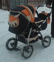 продам детскую коляску,  в хорошем состоянии,  летний и зимний вариант