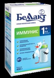Сухая молочная смесь для детского питания «Беллакт Иммунис 1+» 32 шт.