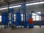 Продам новую линию по производству пеллет (гранул 1 тонна в час