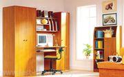 Набор детской мебели Канди с библиотекой