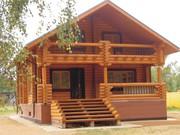 Требуются рубщики деревянных домов