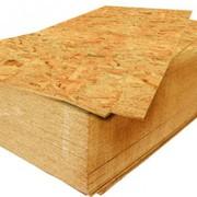OSB-плита влагостойкая 9, 10, 12, 15, 18 мм