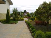 Ландшафтный дизайн,  озеленение,  благоустройство