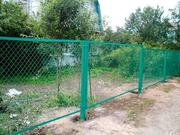 Секции заборные для строительства в Полоцке