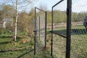 Ворота и калитки для строительства в Полоцке