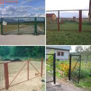 Ворота и калитки в Полоцке