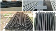 Металлические столбы для забора от производителя в Полоцке