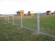 Заборные секции от производителя в Полоцке
