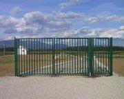 Калитки и ворота от производителя. Доставка в Полоцк.