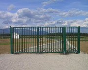 Калитки и ворота от производителя с доставкой в Полоцк