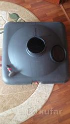 Бак для летнего душа с краном-лейкой 150 л (новый)