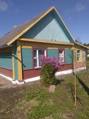 Дом в деревне с ремонтом