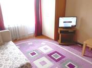 Сдам квартиру на сутки в центре Полоцка на площади Скорины,  WiFi +375447499007